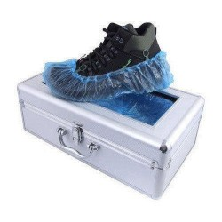 Semi Automatic Shoe Cover Dispenser